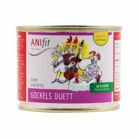 Gockels Duett 200g (6 Stück)